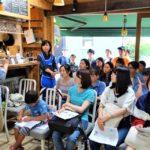カフェで、公民館で!~各地での講演会活動のご案内~